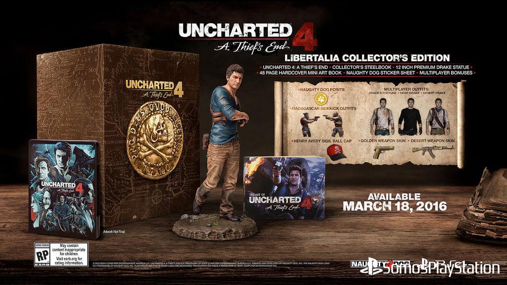 uncharted-4-libertalia-coleccionista