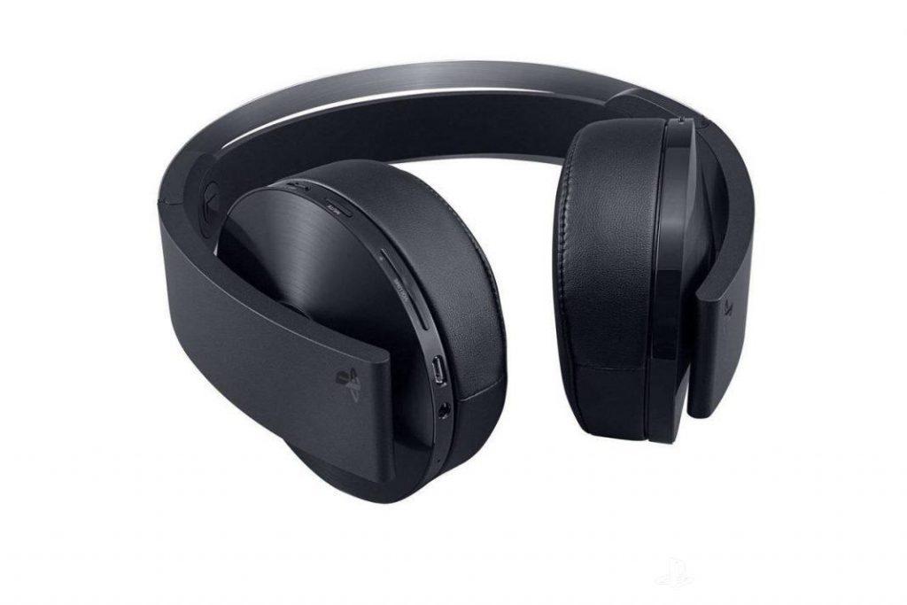 Sony Presenta Los Platinum Wireless Headset Para