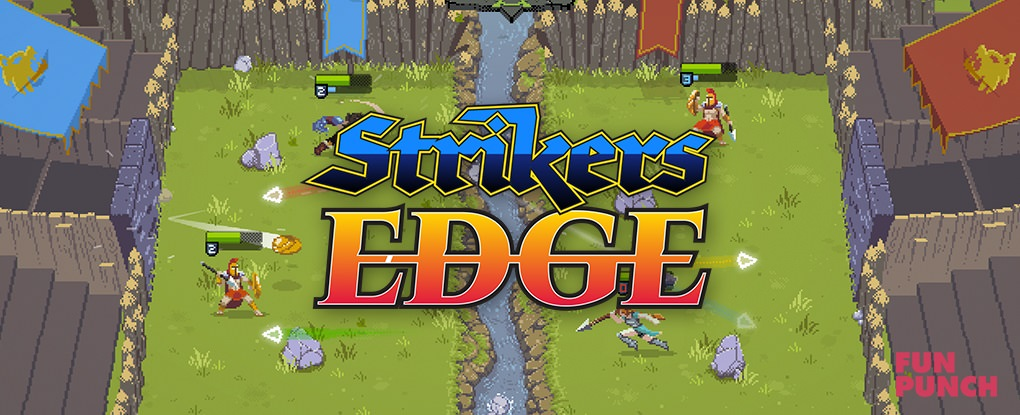 Strikers Edge llega el 30 de enero a PlayStation 4