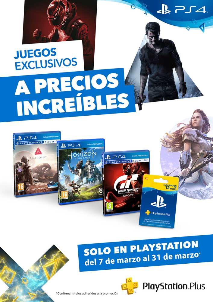 La Campana Solo En Playstation Se Prolonga Hasta El 31 De Marzo