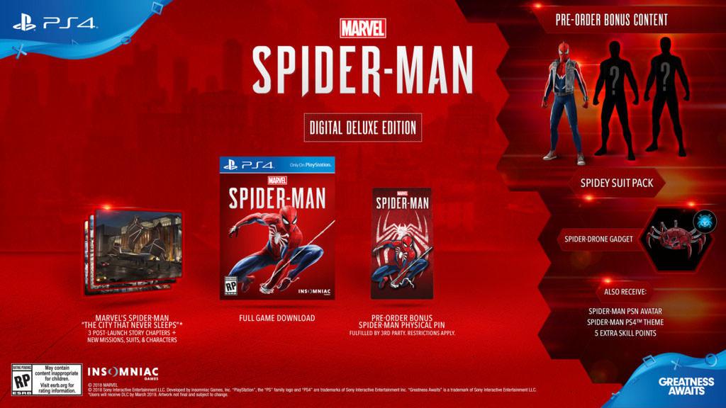Asi Es La Increible Edicion De Coleccionista De Spider Man Para Ps4